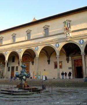 oespedale degli Innocenti in Florence