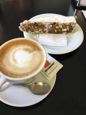 panforte cake of siena and florence