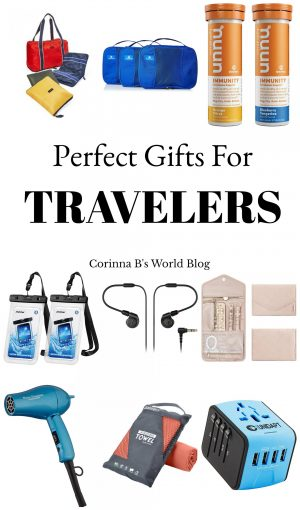 Perfect gift ideas for travelers