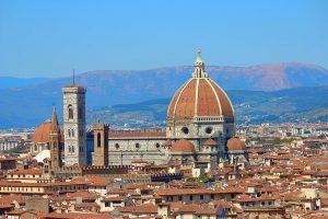 Florence Italy skyline