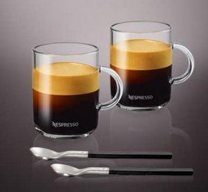 Nespresso crema