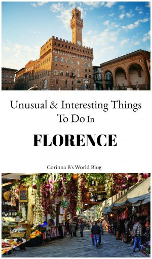 Fascinating things to do in Florence on the Untold Italy podcast