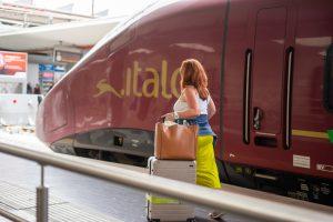 italo train Naples