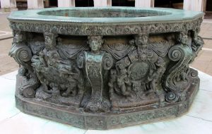 well at Doges Palace venice