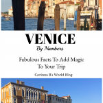 Venice Facts and Figures