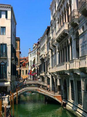 Venice rios and bridges