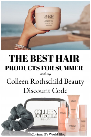 Colleen Rothschild Travel Sized Hair Products