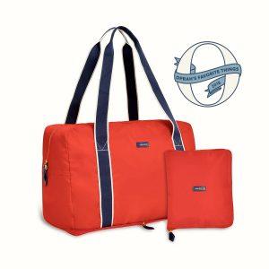 Paravel fold up travel duffel